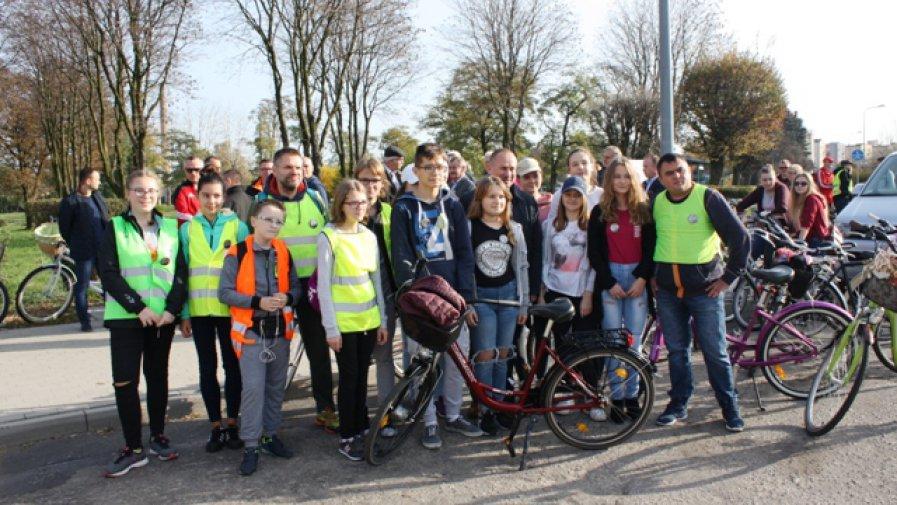 Na rowerze zdrowo, ekologicznie i bezpiecznie