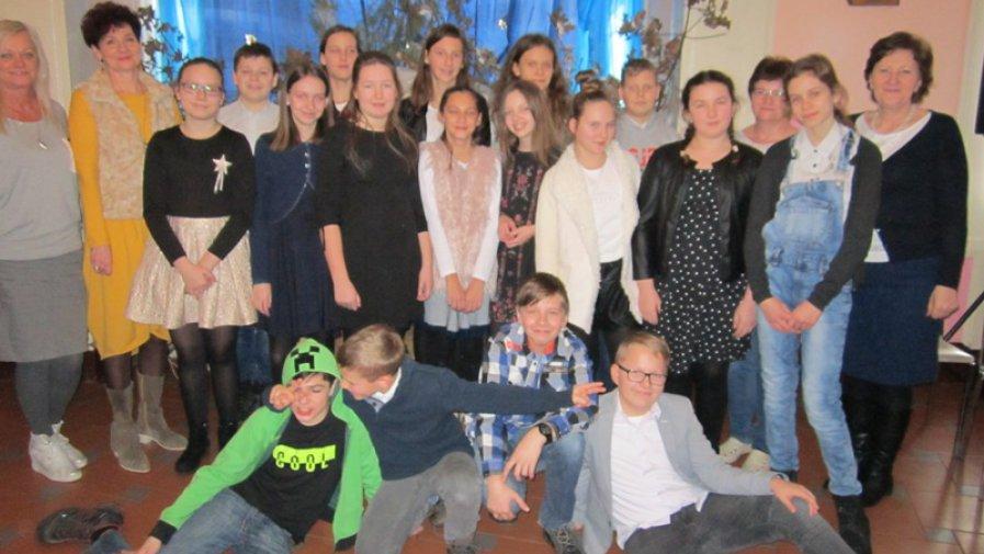 Wizyta w Domu Pomocy Społecznej w Rogowie