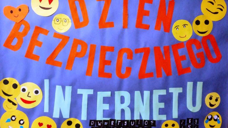 Działamy na rzecz Bezpiecznego Internetu