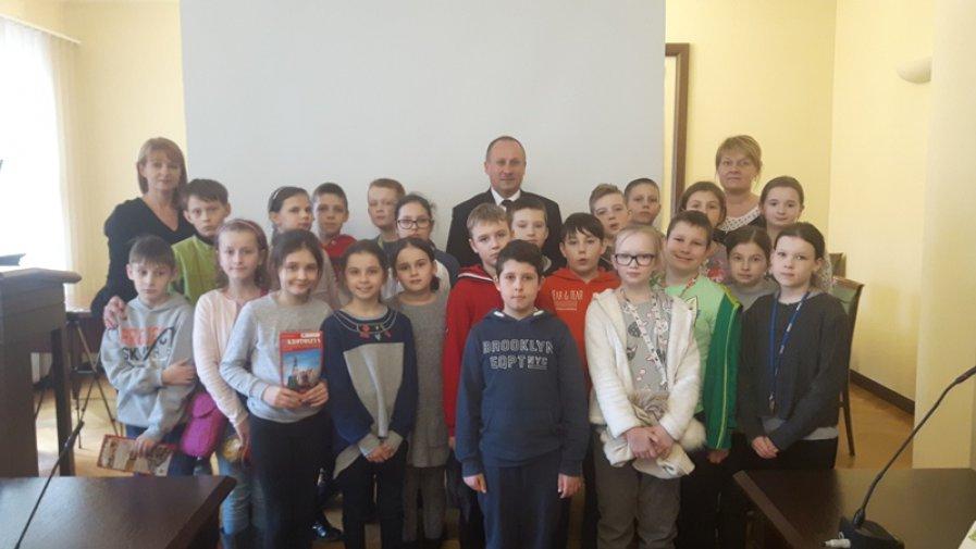 Wizyta w Urzędzie Miejskim w Krotoszynie