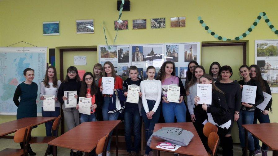 Dni Języków Obcych w naszej szkole