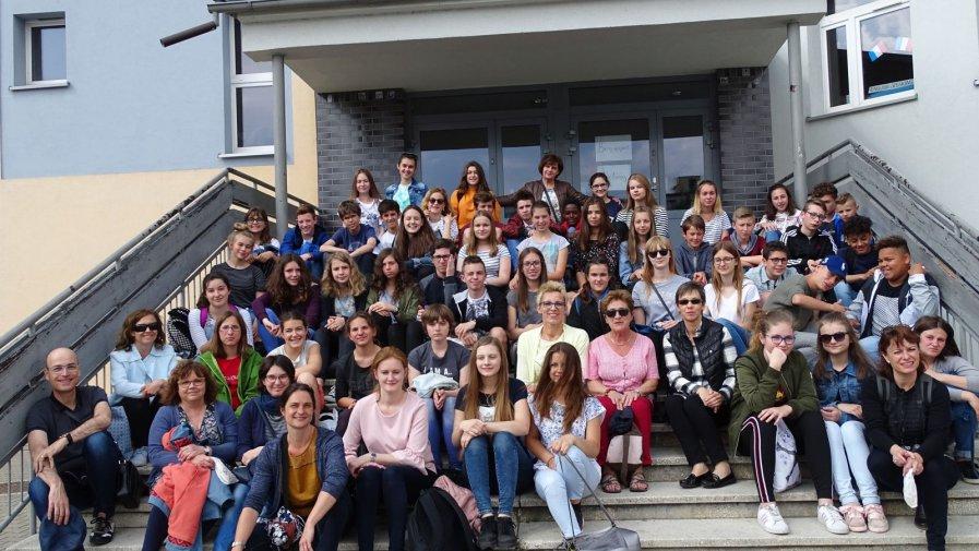Wymiana młodzieży z Francją - Erasmus+