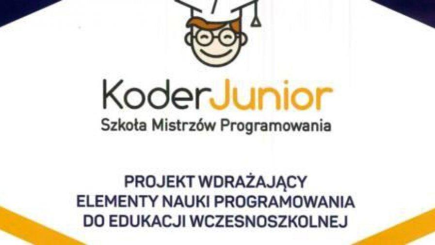 Koder Junior – Szkoła Mistrzów Programowania
