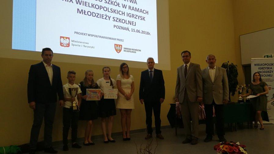 Podsumowanie Współzawodnictwa Sportowego w Poznaniu