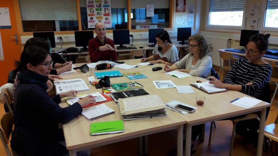 Wizyta nauczycieli w Fontenay Le Comte w ramach projektu Erasmus