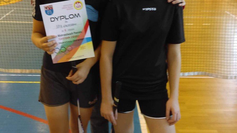 Mamy Finał Rejonu w Badmintonie