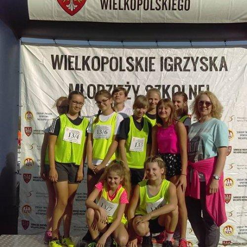 Sztafetowe Biegi Przełajowe Poznań
