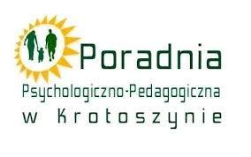 Ogłoszenie Poradni Psychologiczno-Pedgogicznej w Krotoszynie.